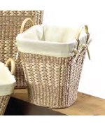 Small Woven Waste Basket