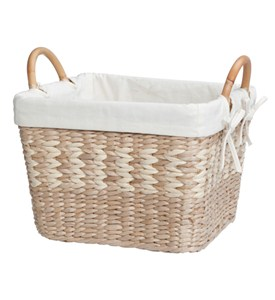 Woven Storage Basket - Large Image