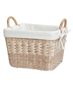 Woven Storage Basket - Large