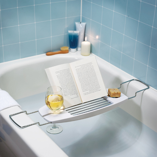 Genial Umbra Oasis Bath Tub Caddy Image