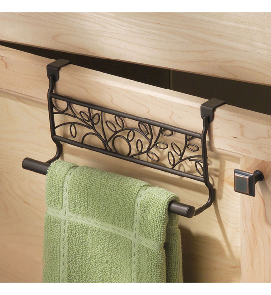 Twigz Kitchen Towel Holder Bronze in Kitchen Towel Holders