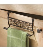 Twigz Kitchen Towel Holder - Bronze