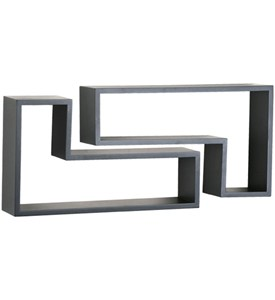 L Shaped Shelves (Set of 2) Image