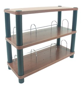 3 Tier Shelf with Rounded Corners Image