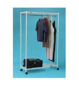 Steel Garment Rack Image