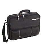 Magno 16 Inch Laptop Briefcase - Black