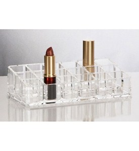 18 Compartment Lipstick Organizer Image