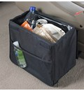 Auto Litterbag And Tissue Holder In Car Trash Bags