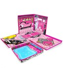 Barbie Dream House and Toy Box