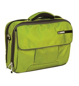 Magno 16 Inch Laptop Briefcase - Olive Image