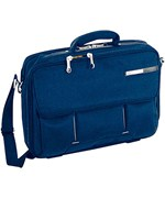 Magno 16 Inch Laptop Briefcase - Navy