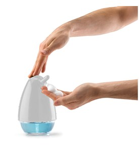 Umbra Foaming Soap Pump - White Image