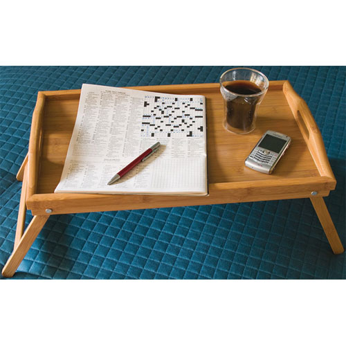 Bamboo Serving Tray Image