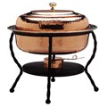Old Dutch Chafing Dish - Decor Copper