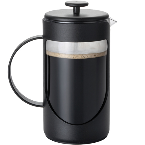 Bonjour Unbreakable French Press - Black in French Press Coffee Makers