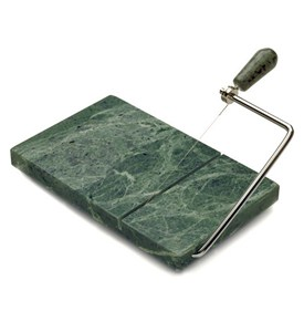 Cheese Slicer - Green Marble Image