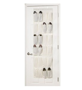 Over the Door Shoe Organizer Image