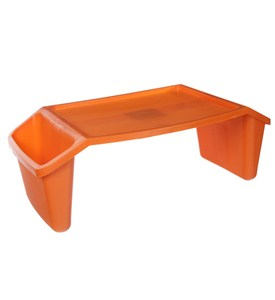 Childrens Lap Tray - Orange Image