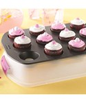 Bake and Serve Cupcake Carrier