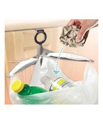 Cabinet Door Trash Bag Holder