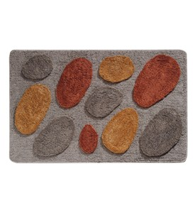 Interdesign Microfiber Bath Rug Image