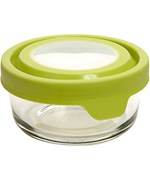 Anchor Glass Food Storage Containers - 1 Cup