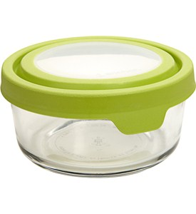 Anchor Glass Food Storage Container - 2 Cup Image