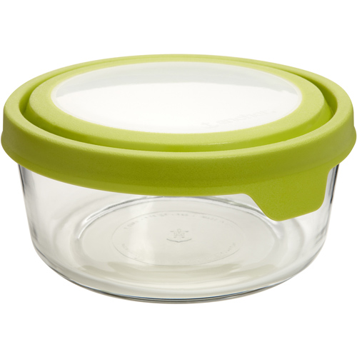 Anchor Glass Food Storage Containers 7 Cup In Glass Food