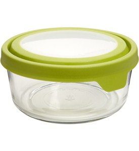 Anchor Glass Food Storage Containers - 7 Cup Image