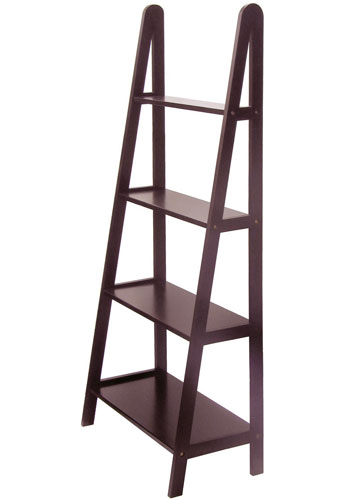 Four Tier A Frame Shelf In Free Standing Shelves