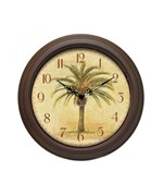 Wall Mount Cabana Clock