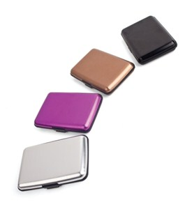 Aluminum Credit Card Case Image