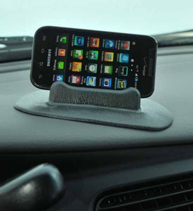 GPS and Phone Stand for Dash Image