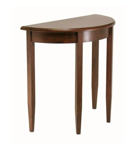 Concord Hall Table - Antique Walnut Image