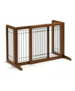 Richell Freestanding Pet Gate - Small