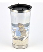 Travel Coffee Mug - Perfect Pair