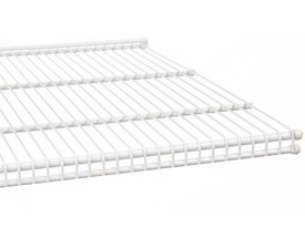 96 by 20 Inch freedomRail Ventilated Shelf Image