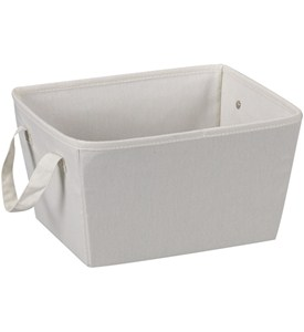 Canvas Storage Bin - Small Image