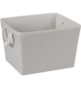 Canvas Storage Bin - Medium Image