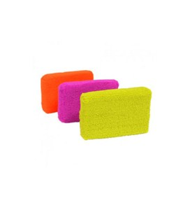 Neon Microfiber Sponges (Set of 3) Image