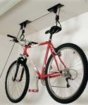Ceiling Bike Storage