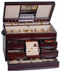 Jewelry  Boxes and Organizers