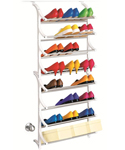 Over the Door Shoe Racks