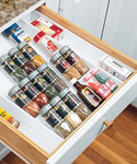 Spice Drawer Organizers