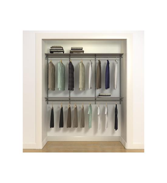 ... Double Hang Starter Closet ...