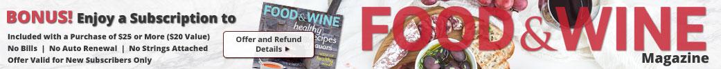 Magazine banner