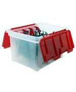 Iris Christmas Light Storage Box