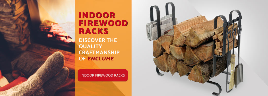 Indoor Firewood Racks