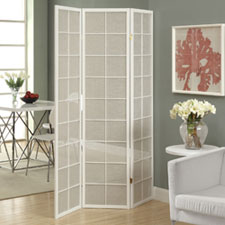 Room Dividers and Screens at Organize It