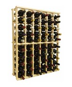Wine Rack Kit - Redwood Do-It-Yourself